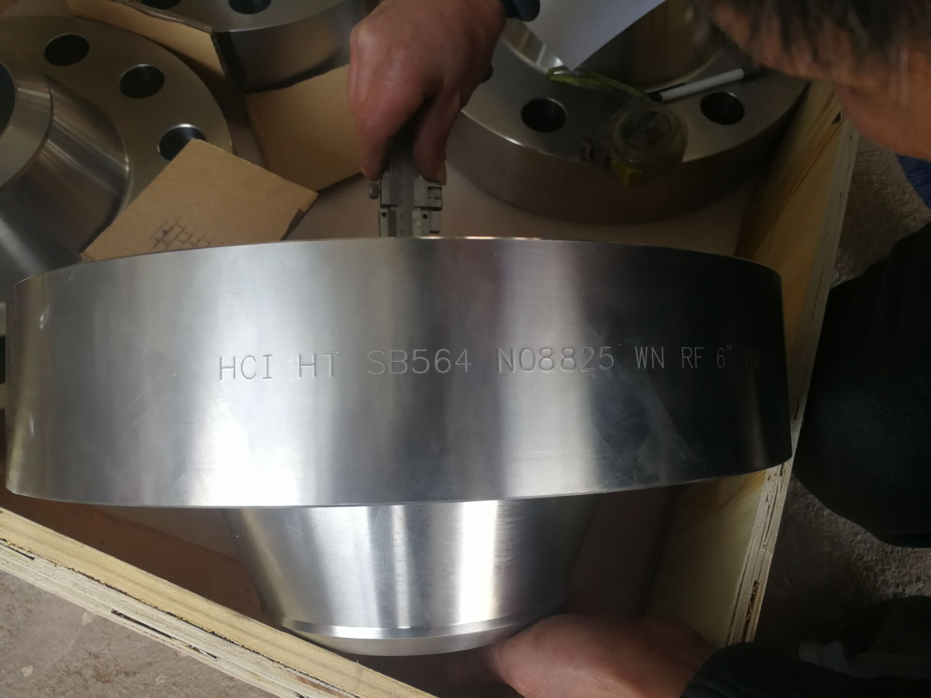 ASTM A105 WN flange ASTM A105/ASME SA105