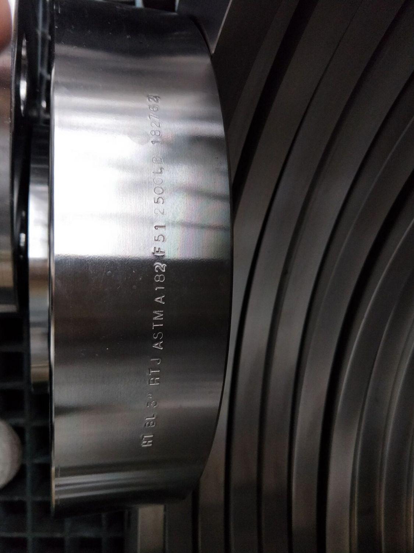 ASTM A182 F44 Duplex 254SMO S31254 Flange