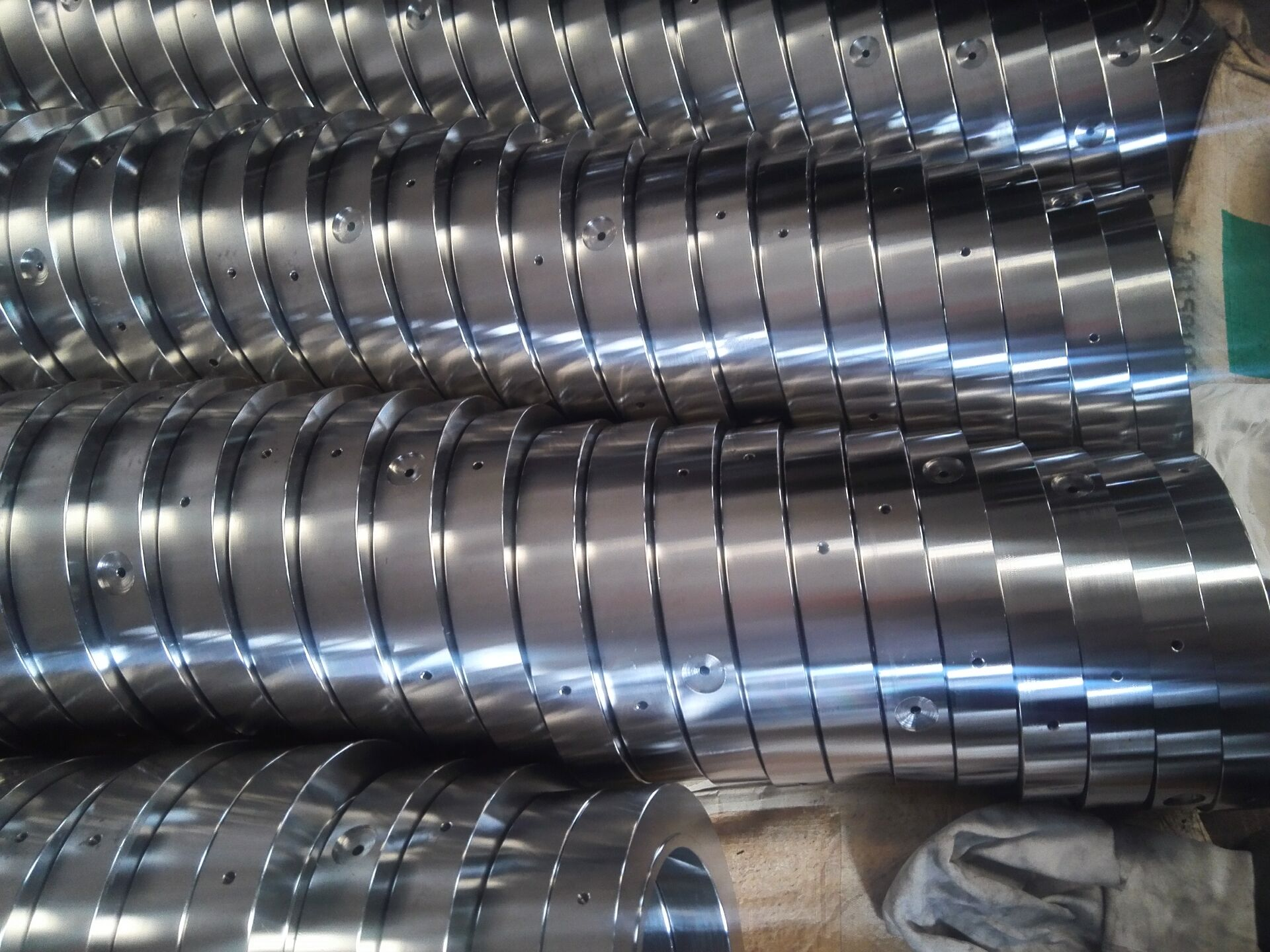 80A 150A 250A SUS304 FORGED RING