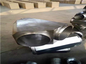 ASTM A694 F65 Forged Lateral Tee