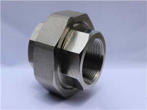 ASTM A182 F51 Threaded  Union