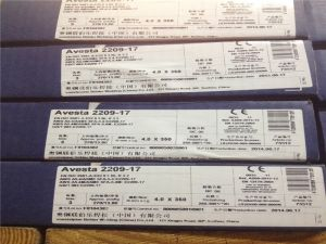 E2209 welding electrodes for duplex steel 2205
