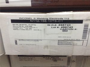 ENiCrMo-3 welding electrodes for 1.4529 N08926