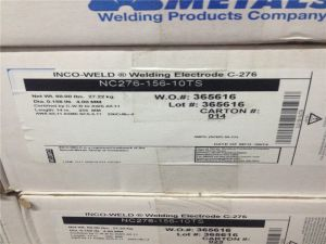 ENiCrMo-4 2.4 3.2 4.0mm welding electrodes