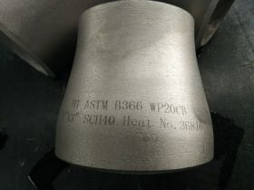 ASTM B366 WP20CB Alloy 20 Concentric Reducer BW