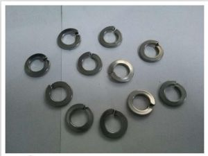 Inconel 600 flat washer