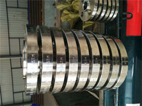 ASTM A182 F316L SO flange