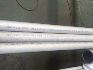 ASTM A312 TP317L steel pipe
