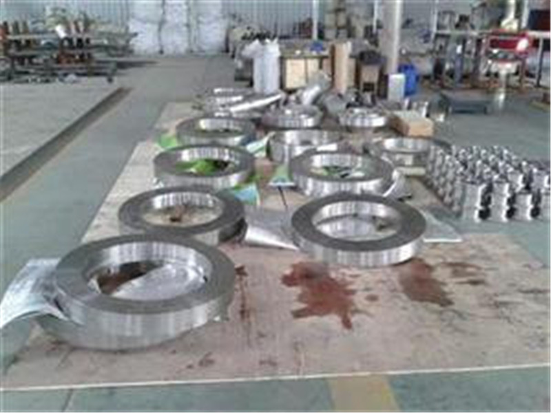 Alloy 20 forgings rings discs parts