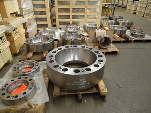 ASTM A694 F65 forgings rings discs parts