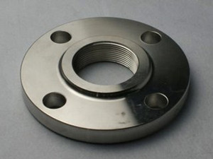 DIN2567 threaded flange with neck PN25
