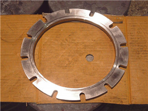 Alloy 600 forgings rings discs parts