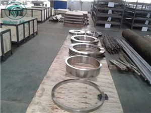 Inconel 718 forgings rings discs parts