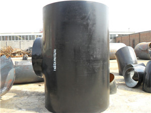 ASTM A860 WPHY56 tee