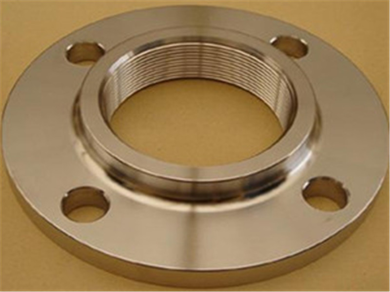 DIN2565 threaded flange with neck PN6