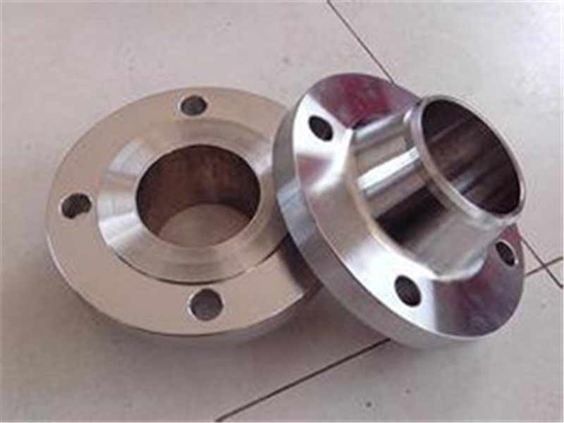 DIN2567 threaded flange with neck PN40