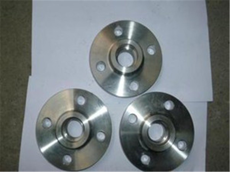 DIN2568 threaded flange with neck PN64