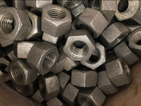 ASTM A194 2H heavy hex nuts hot galvanized