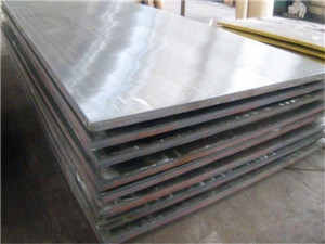 stainless steel 316 plate sheet