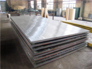 stainless steel UNS S31603 plate sheet