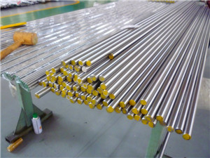 inconel X-750 bars and rods