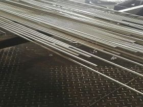 ASTM/ASME SA312 TP316Ti Seamless steel pipe