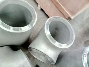 ASTM A403 WP304H Equal Tee