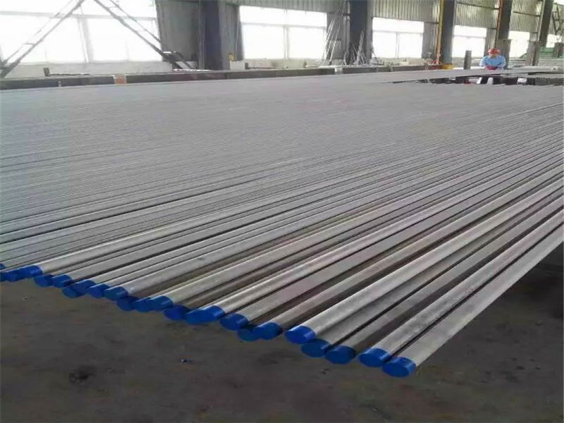 ASTM A790 S31803 Duplex Steel Seamless Pipe