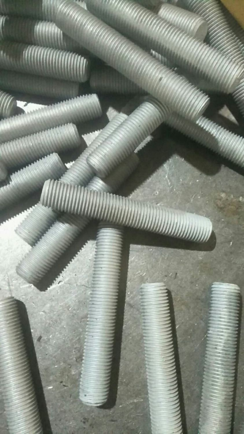 ASTM A193 B7 Hot Dip Galvanized Stud Bolt