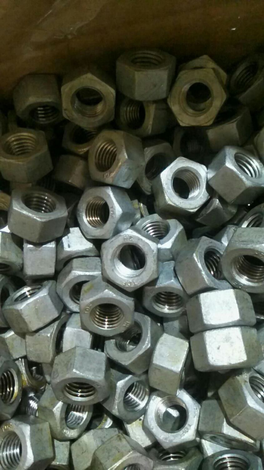 ASTM A194 2H hex head nut