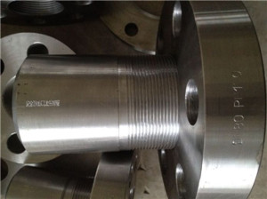 API 6A 45K Threaded Flange