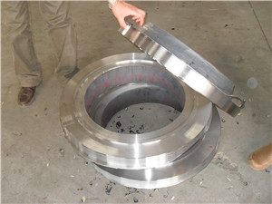 ASTM A350 LF3 forgings rings discs parts