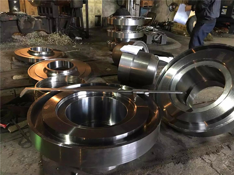 ASTM A182 F316H forgings rings discs parts