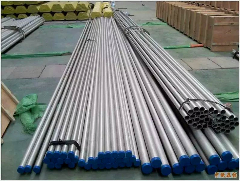 ASTM B474 UNS N06601 EFW nickel alloy pipe